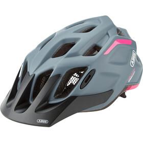 ABUS MountK Kask MTB, fuchsia pink